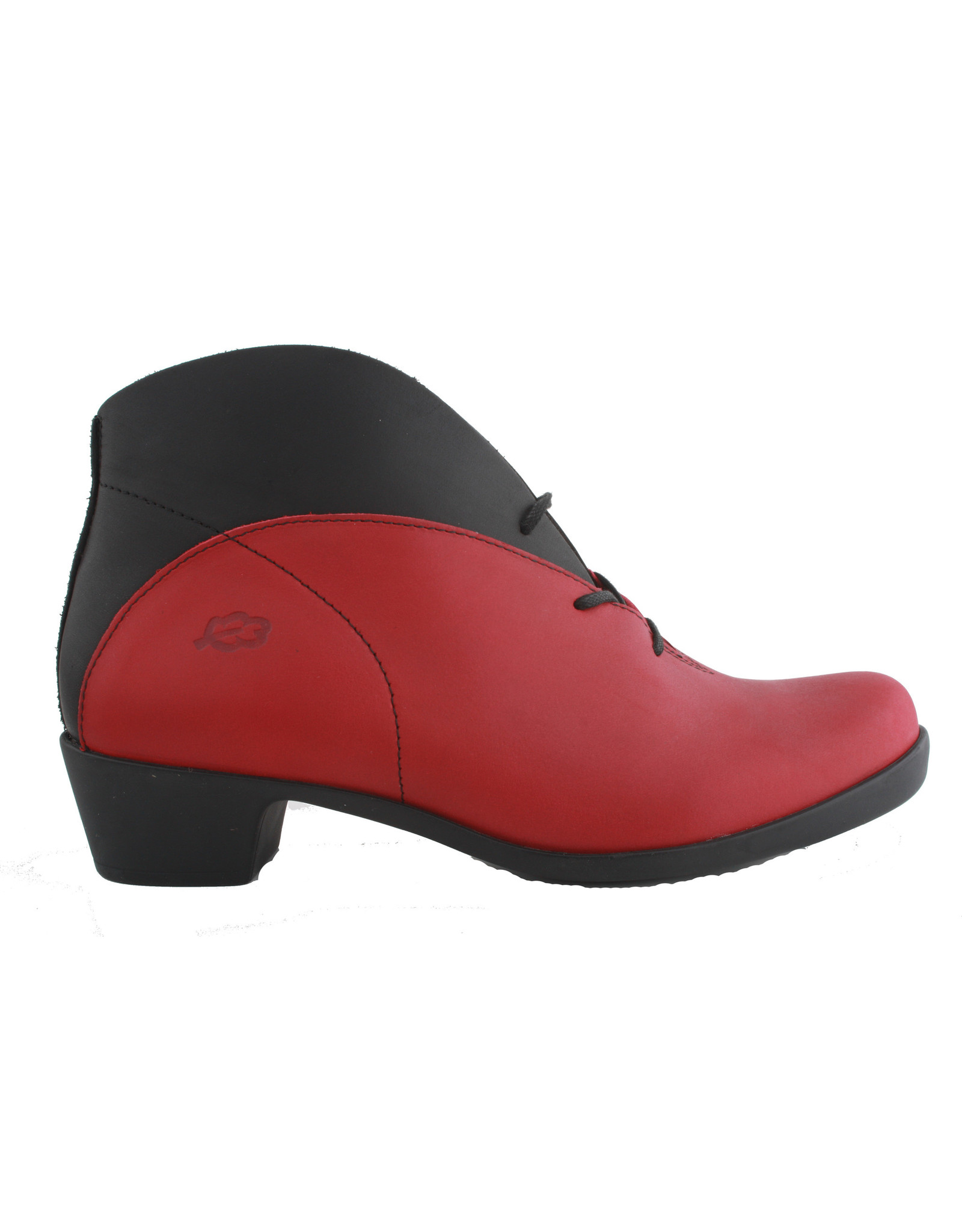 Loints Opera 33972 462/977 red pepper black