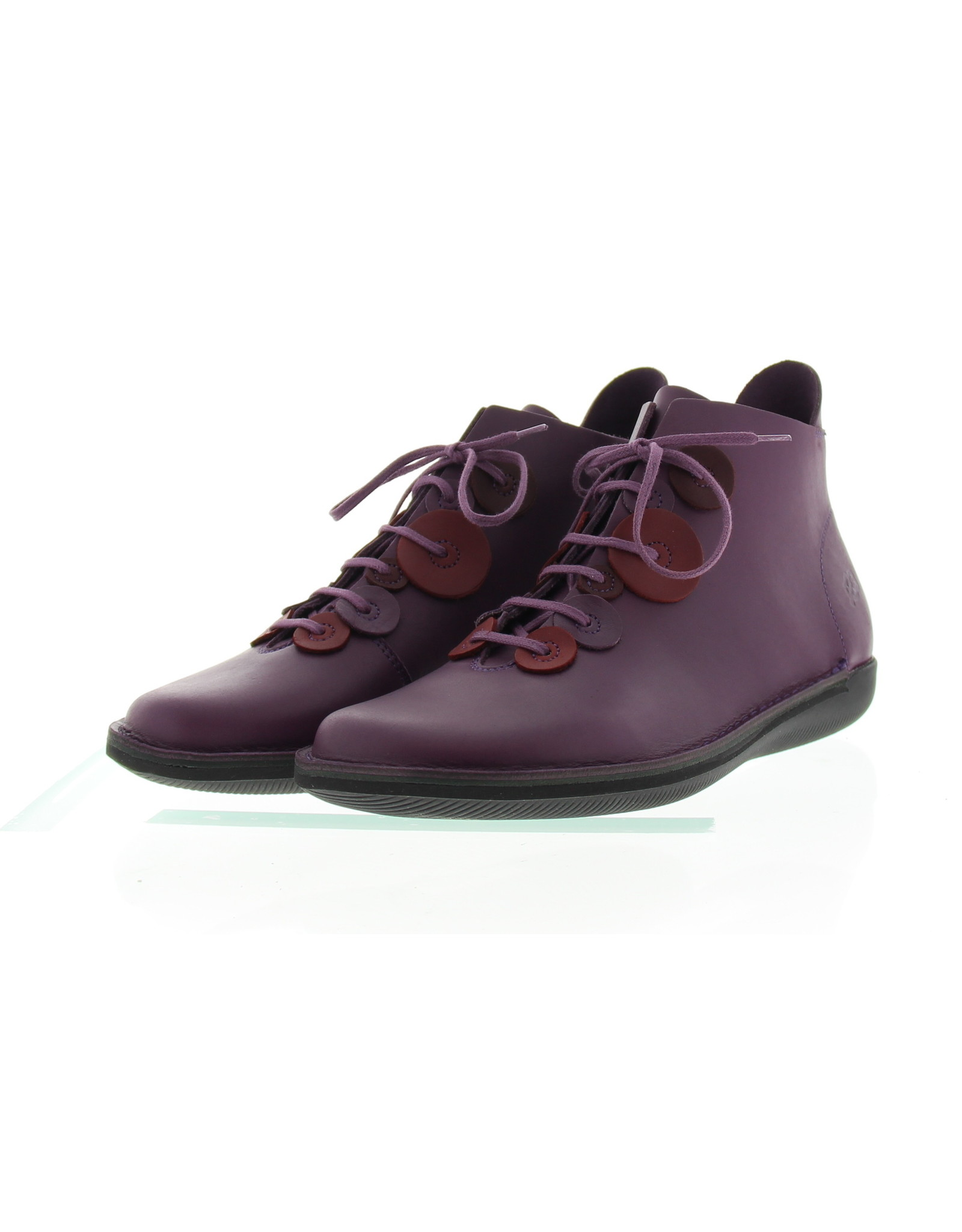 Loints Natural 68743 2502 Purple/Red