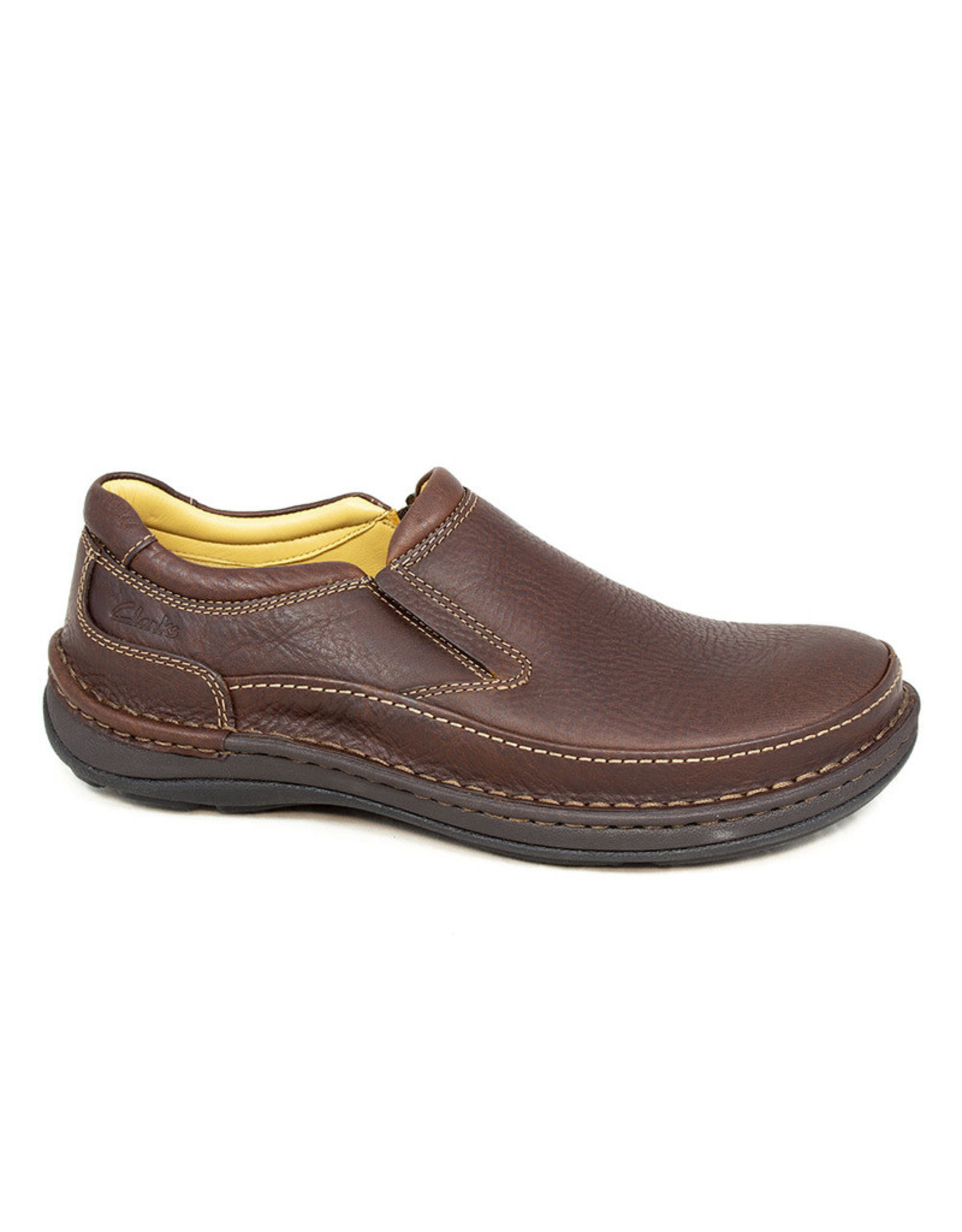 Clarks Nature Easy Mahogany