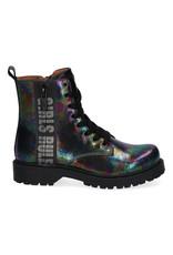 Braqeez 421773-998 Bobbi Boot/Black Fantasy