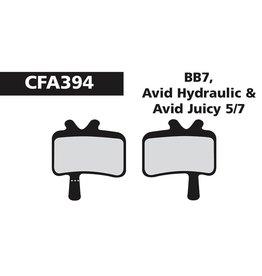 EBC EBC Avid Hydr/ Juicy 5/7 Red Disc Brake Pads - FA394R