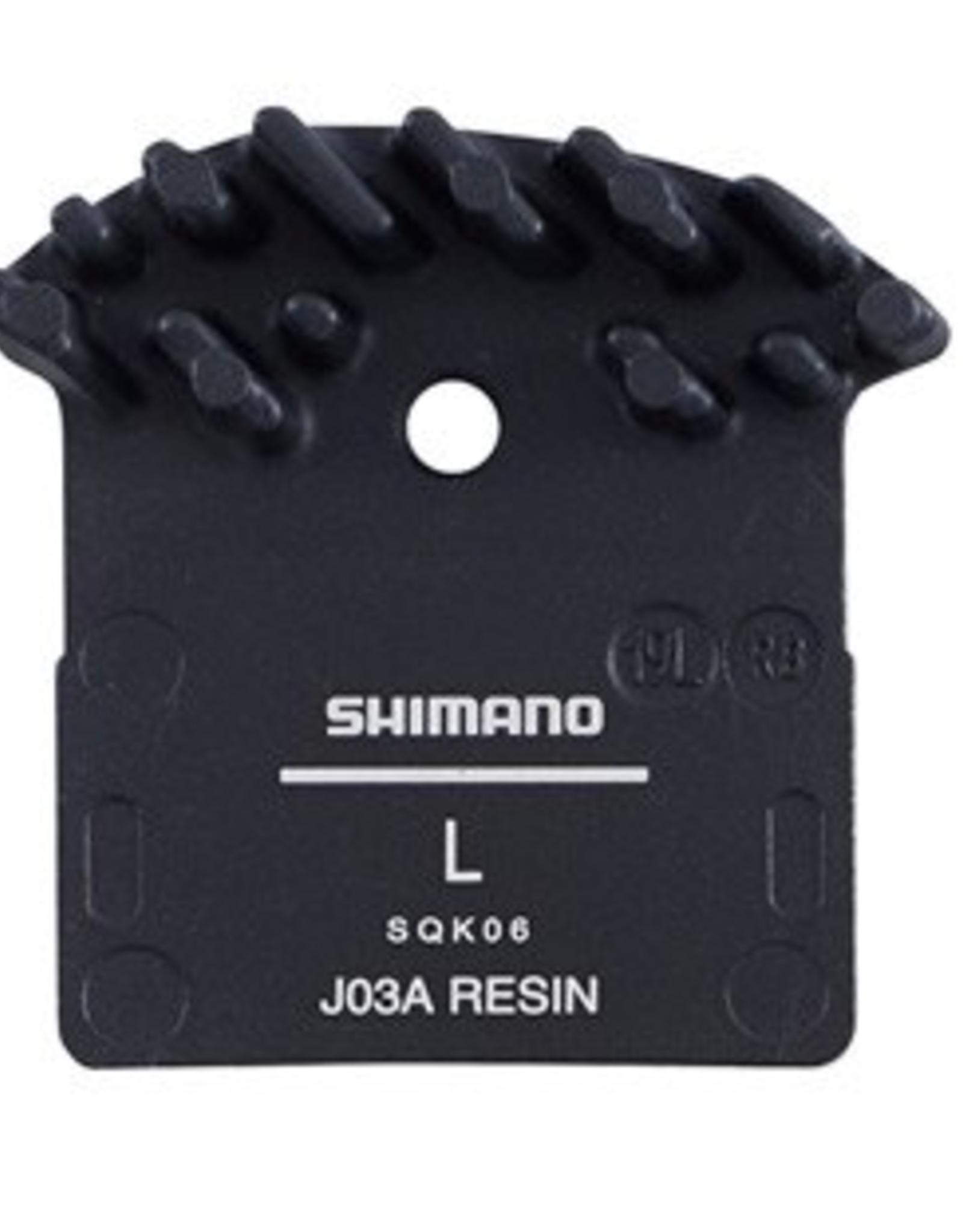 Shimano Spares Shimano J03A disc brake pads