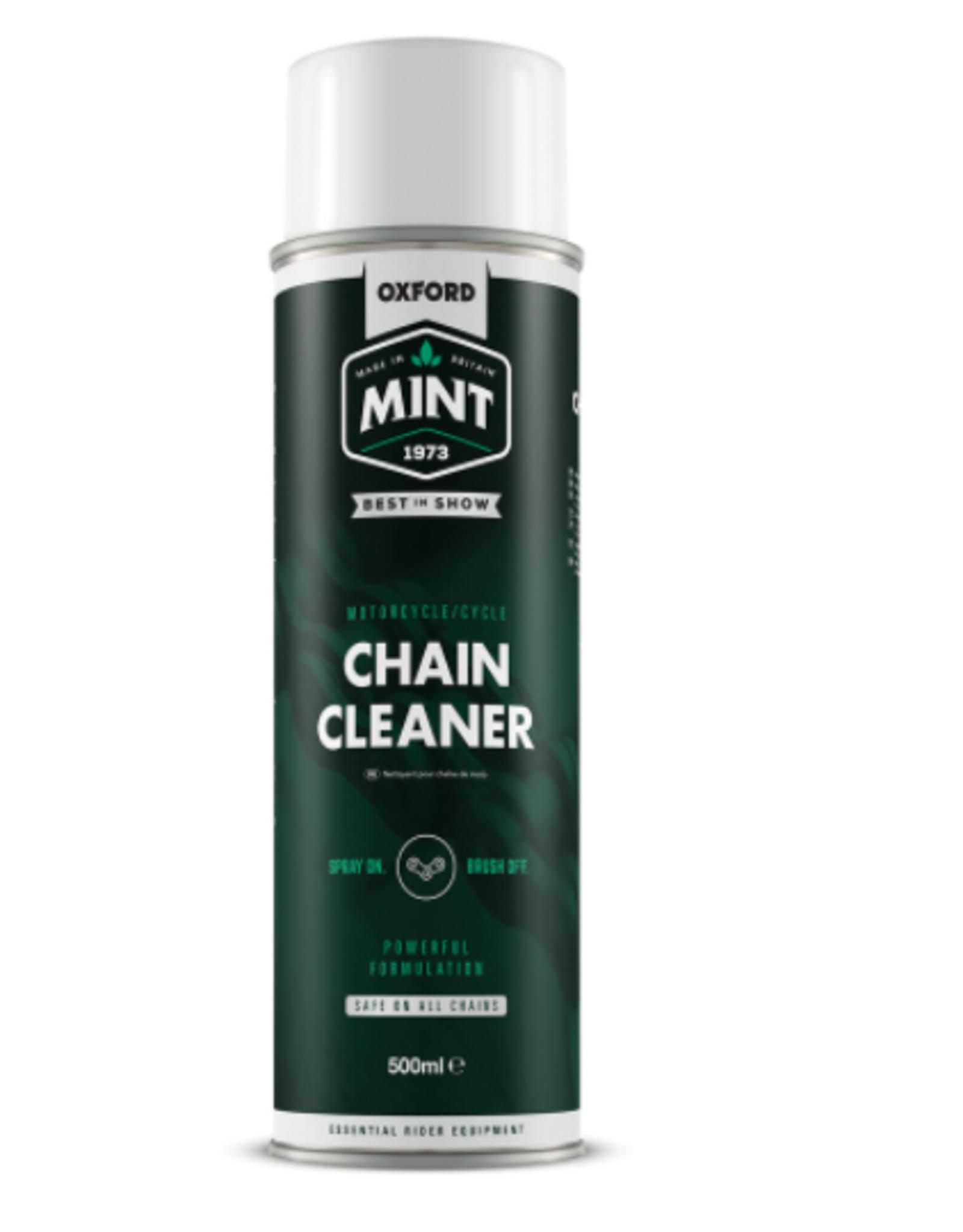 Oxford Oxford Chain Cleaner Spray - 500ml