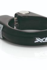 XLC Seat Clamp 28.6mm - Bolt - Black
