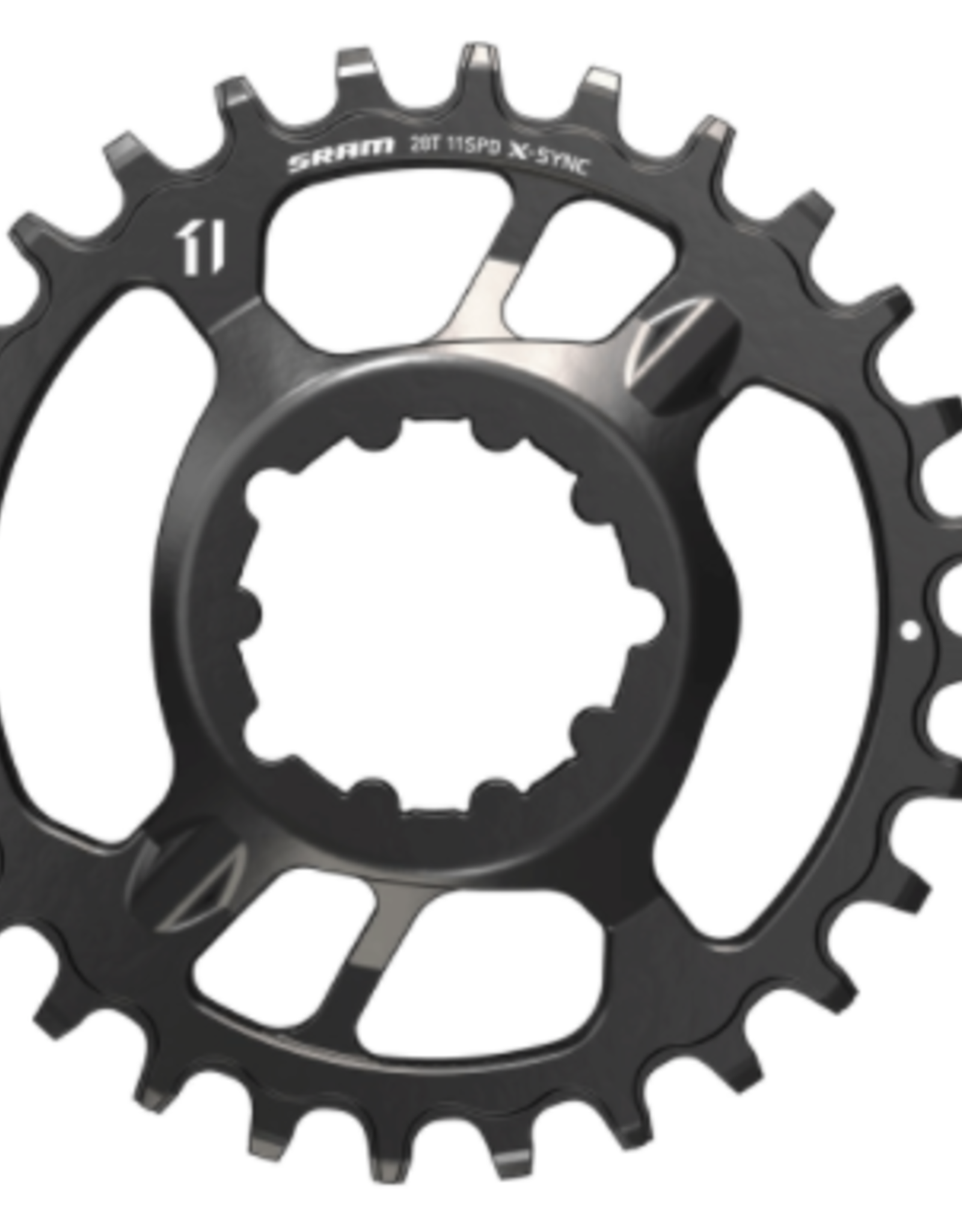 srAM SRAM chain ring X-sync 2 steel direct mount 3mm offset boost eagle 32t