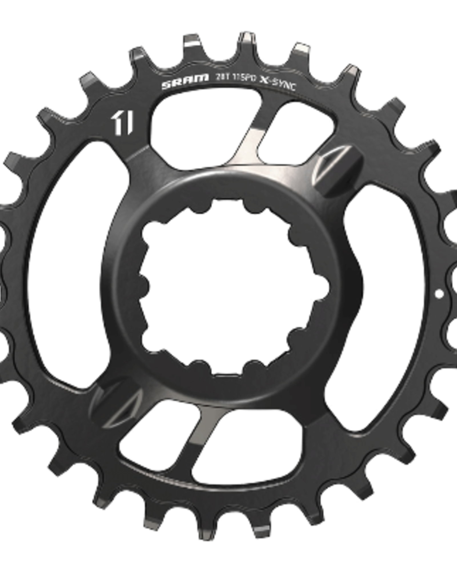 srAM SRAM chain ring X-Sync 2 steel direct mount 6MM offset Eagle 34t