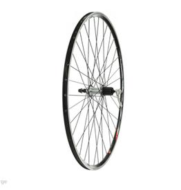 Raleigh Mach 1 CFX Rim, Tiagra Hub, 10/11 spd Rear wheel QR, Black