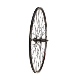 Raleigh 700C Road Wheel, Mach1 CFX Rim, 11 Speed Cassette, 8-11 speed, QR.