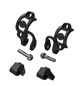 Magura Magura Handlebar clamp Shiftmix 4 set, for Shimano I-Spec EV, black (1x left, 1x right)