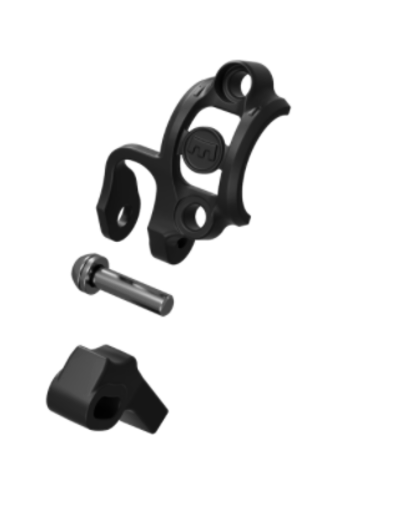 Magura Magura Handlebar clamp Shiftmix 4, right, for Shimano I-Spec EV, black (PU = 1 piece)