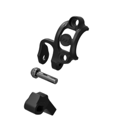 Magura Magura Handlebar clamp Shiftmix 4, right, for Shimano I-Spec EV, black (PU = 1 piece)