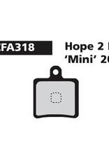 EBC EBC Disc Brake Pads - FA318 organic (Hope Mini)