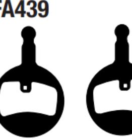 EBC EBC Disc Brake Pads - FA439 Organic (Apse Artek, Assess, Avid, Clarks, Promax, Zoom)