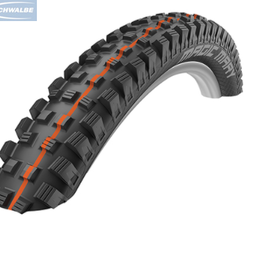 Schwalbe Schwalbe Magic Mary Super Trail TL Folding Addix soft 27.5x2.8