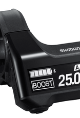 Shimano STEPS SC-E7000 STEPS cycle computer display, for 31.8 mm / 35.0 mm Black
