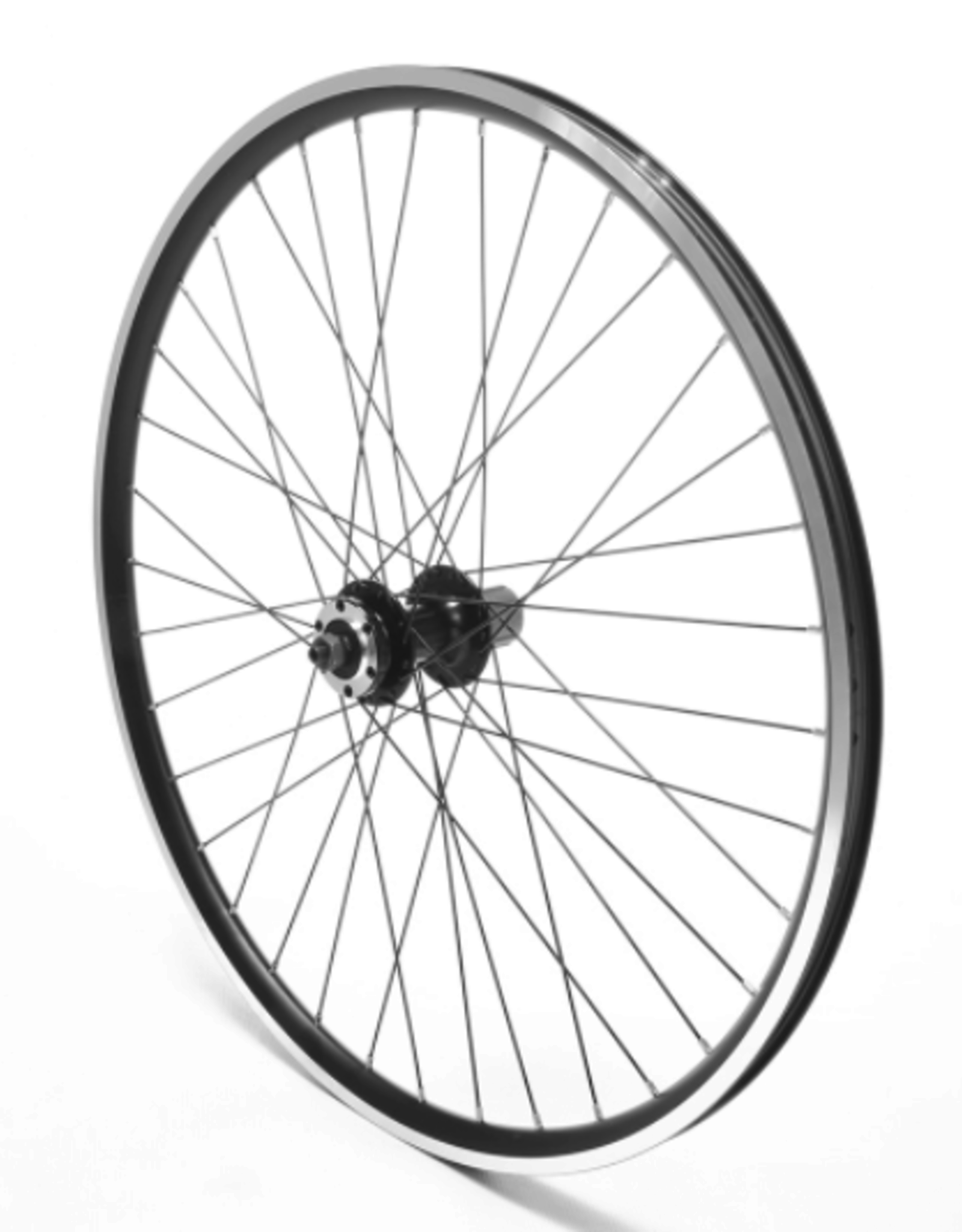"26"" Rear Wheel - Q/R Disc - Cass - Black V-Sec ATB"