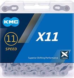 KMC KMC X11 Chain 118L - Sil/ Blk