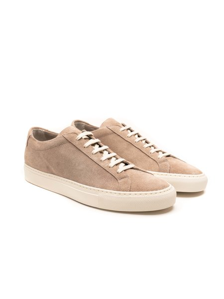 Common Projects Achilles Suede  - 1528 Sneakers
