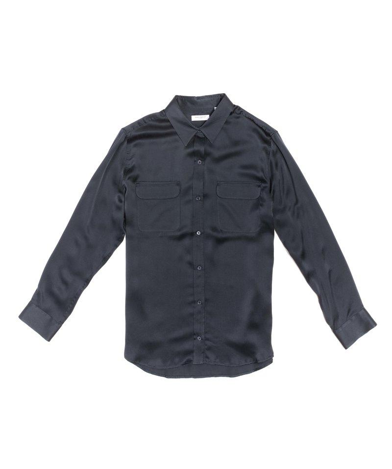 Equipment slim signature shirt