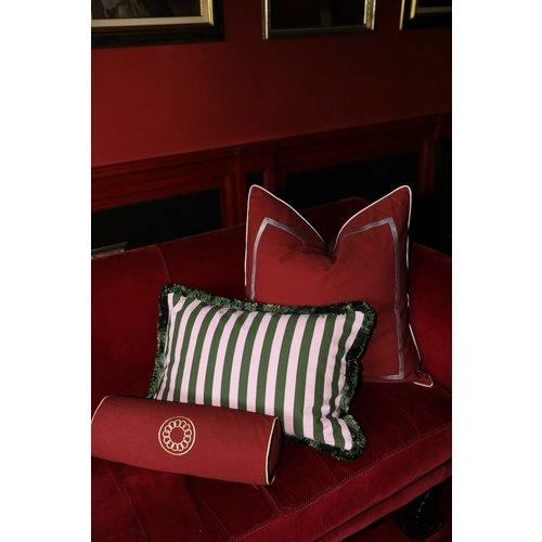 Cushion Grace Bordeaux