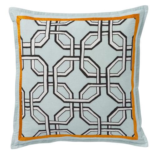Cushion Harper Lichtblauw