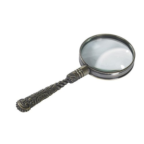 Authentic Models Rococo Magnifier - Bronze
