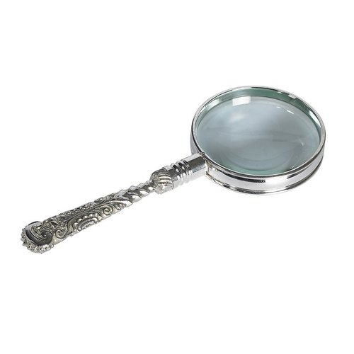 Authentic Models Rococo Magnifier - Silver