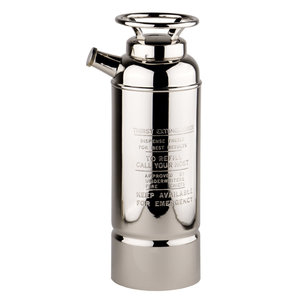 Authentic Models Fire Extinguisher C. Cocktail shaker