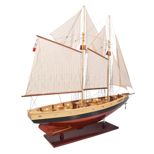 Authentic Models Bluenose II Painted