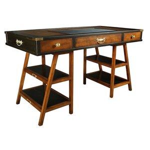 Authentic Models Navigator's Desk - Black