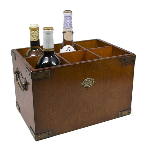 Authentic Models Six-in-One Bottle Box