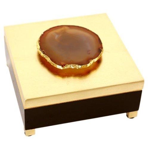 Box Lacquer Gold