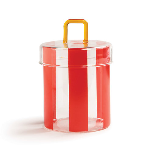 Jar Circus Red
