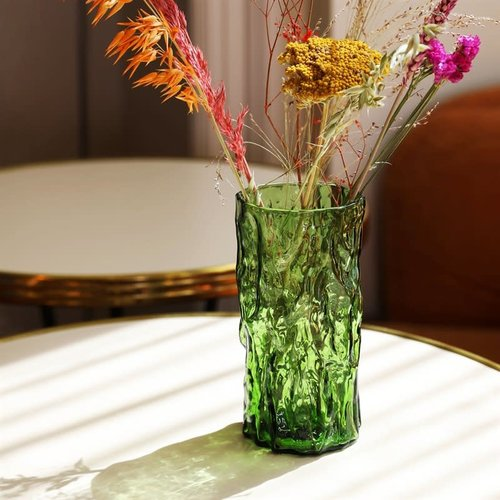 &Klevering Trunk Vase Green