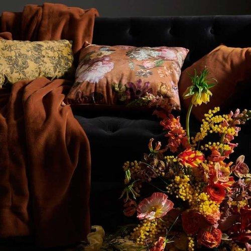 Cushion Botanica Gold Set of 2