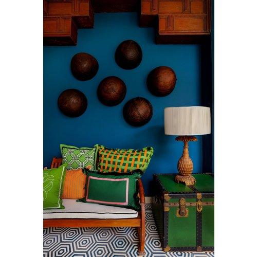 Kussen Nandi Groen (70×70 cm)
