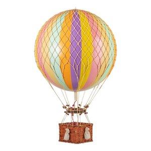 Authentic Models Luchtballon Pastel Rainbow - Large