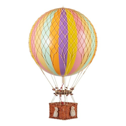 Authentic Models Air Balloon Pastel Rainbow - Large