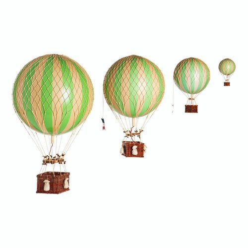 Luchtballon Large Groen