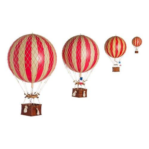 Luchtballon Large Rood