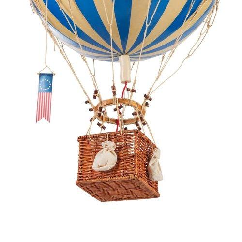 Luchtballon Medium Blauw