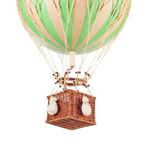 Luchtballon Medium Groen