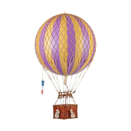 Authentic Models Luchtballon Lavender - Medium