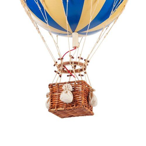 Air Balloon Medium Double Blue