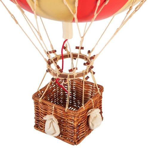 Luchtballon Medium Dubbel Rood