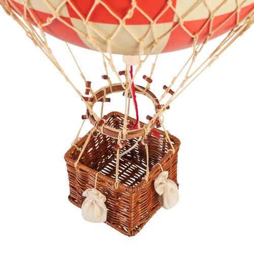 Luchtballon Medium Schaak Rood