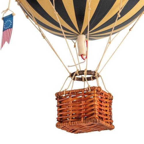 Luchtballon Small Zwart