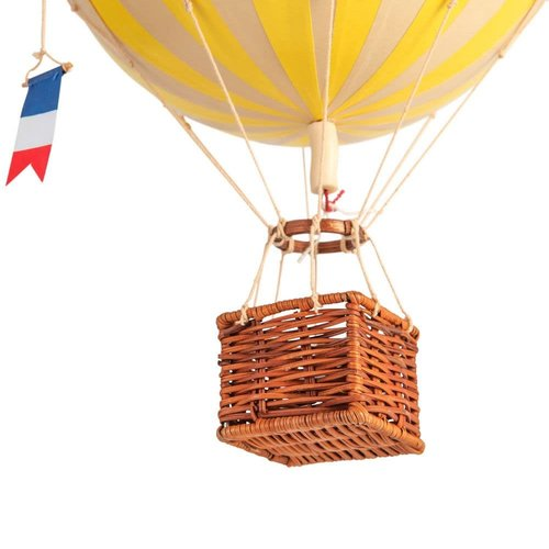 Luchtballon Small Geel