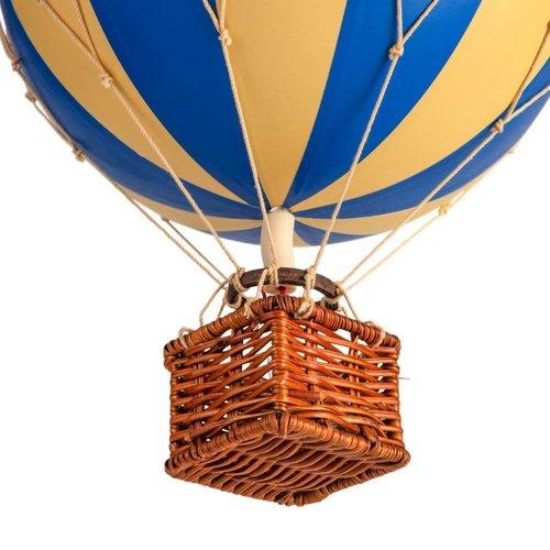Luchtballon Small Dubbel Blauw