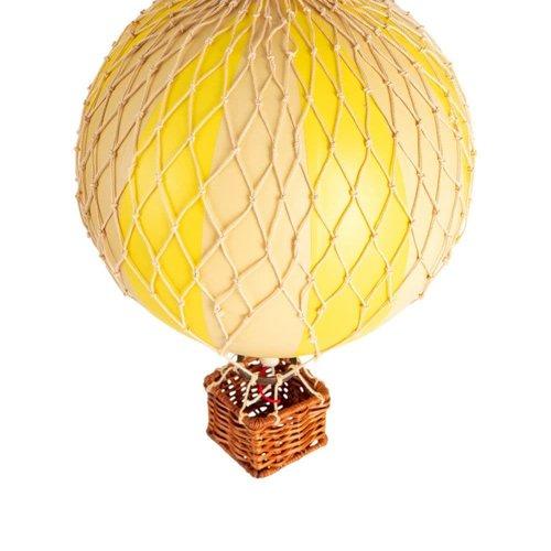 Luchtballon Small Dubbel Geel